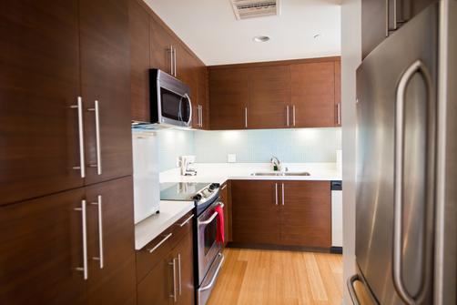 Hollywood View Apartment - Los Angeles - Kitchen