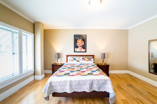 Hollywood Walk Apartment - Los Angeles - Bedroom