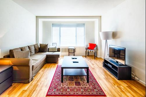 Dupont Circle Apartment - Washington - Living room