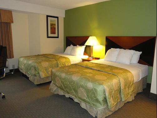 Sleep Inn Northlake - Charlotte - Double room