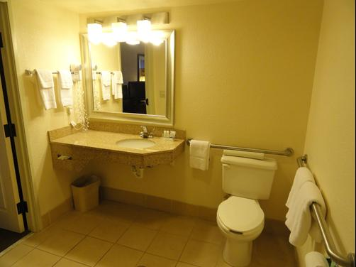 Sleep Inn Northlake - Charlotte - Bathroom