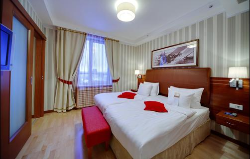 Solo Sokos Hotel Palace Bridge - Saint Petersburg - Double room