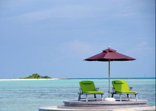Naladhu Maldives - Male - Outdoors view