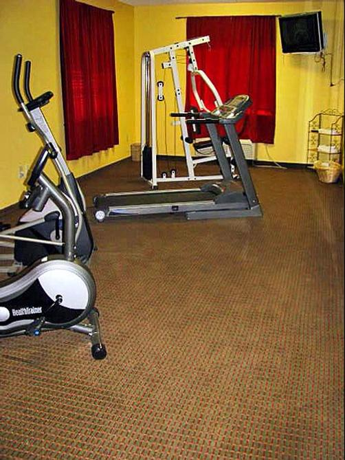 Motel 6 Ft Worth - Bedford - Bedford - Gym