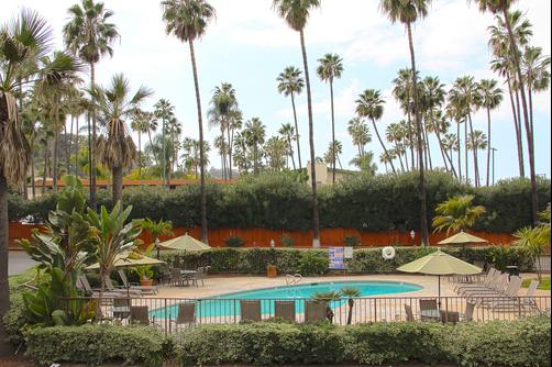 Vagabond Inn Hotel Circle - San Diego - Pool