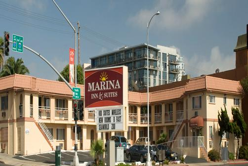 Marina Inn and Suites - San Diego - Building