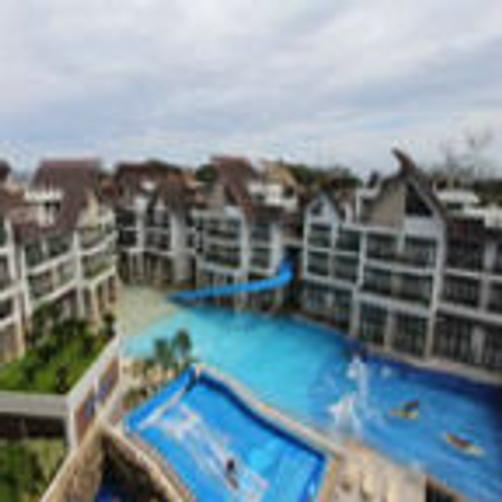 Crown Regency Resort & Convention Center - Boracay Island - Outdoors view
