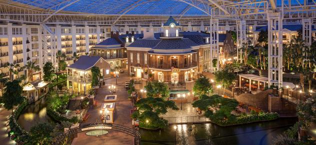 Gaylord Opryland Resort & Convention Center - Nashville - Lobby