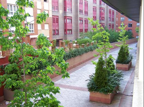 Washington Parquesol Suites & Hotel - Valladolid - Outdoors view