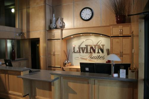 LivINN Hotel Minneapolis South / Burnsville - Burnsville - Front desk