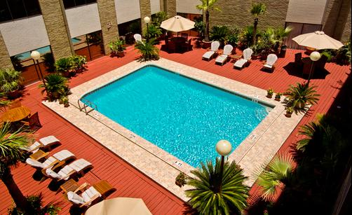Riverwalk Plaza Hotel - San Antonio - Pool