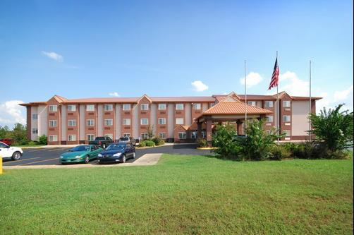Econo Lodge Inn & Suites - Natchitoches - Building