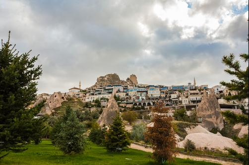 Cappadocia Cave Resort & Spa - Nevsehir - Outdoors view