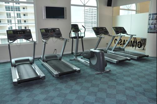 Veneto Wyndham Grand Hotel & Casino - Panama City - Gym