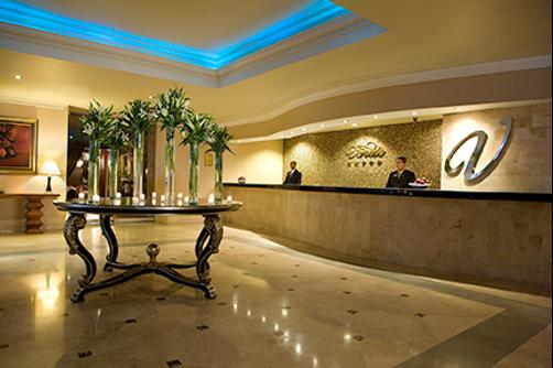 Veneto Wyndham Grand Hotel & Casino - Panama City - Lobby