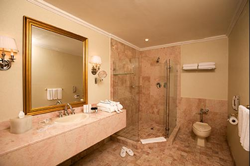 Veneto Wyndham Grand Hotel & Casino - Panama City - Bathroom