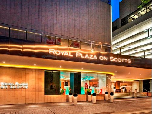 Royal Plaza On Scotts - Singapore - Building