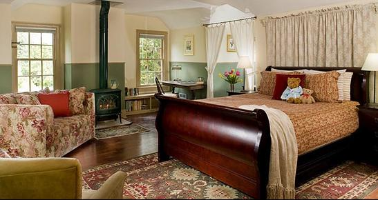 Chambered Nautilus Bed and Breakfast Inn - Seattle - Bedroom