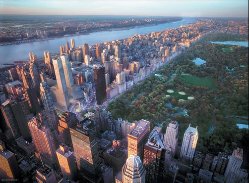 Mandarin Oriental New York - New York City - Outdoors view