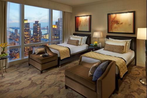 Mandarin Oriental New York - New York City - Bedroom