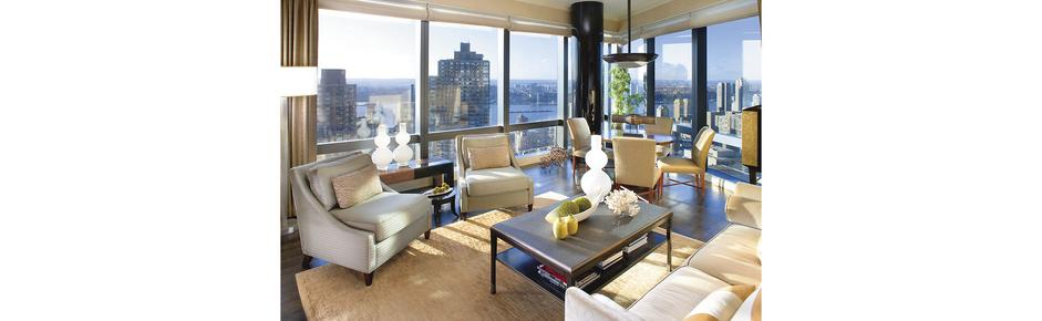 Mandarin Oriental New York - New York City - Living room