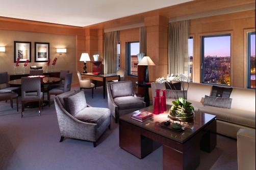 Mandarin Oriental Boston - Boston - Living room