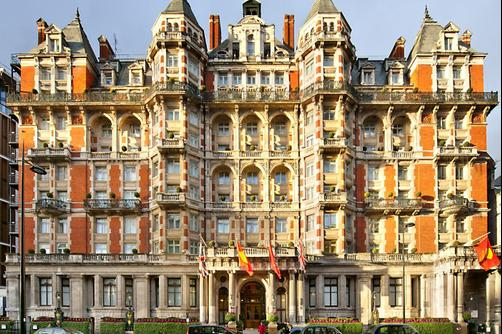 Mandarin Oriental Hyde Park - London - Building