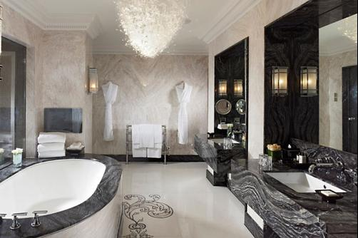Mandarin Oriental Hyde Park - London - Bathroom