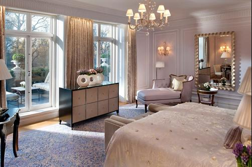 Mandarin Oriental Hyde Park - London - Bedroom