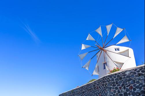 Windmill Villas - Imerovigli - Outdoors view