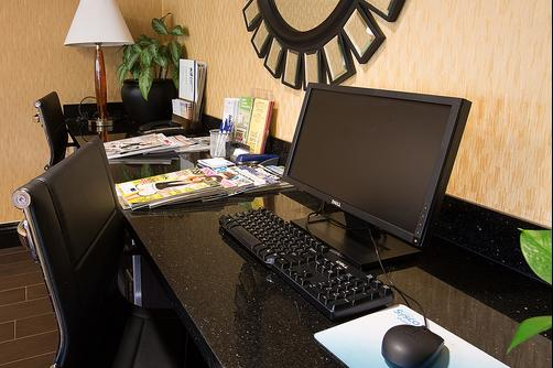 Holiday Inn Express Castro Valley - Castro Valley - Business center