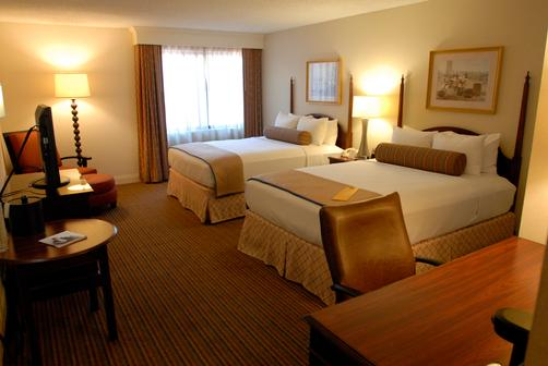 The Beverly Heritage - Milpitas - Double room