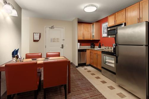 Residence Inn by Marriott Chicago Downtown/River North - Chicago - Kitchen