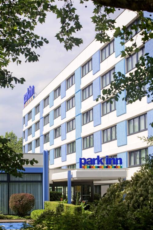 Park Inn by Radisson, Mannheim - Mannheim - Outdoors view
