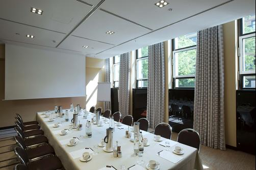 Sheraton Berlin Grand Hotel Esplanade - Berlin - Conference room