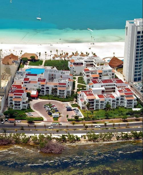 Beachscape Kin Ha Villas & Suites - Cancun - Building