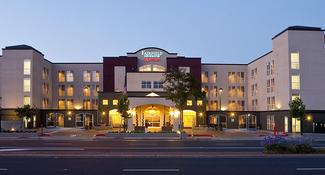Fairfield Inn and Suites by Marriott San Francisco Airport Millbrae