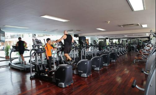Rex Hotel - Ho Chi Minh City - Gym