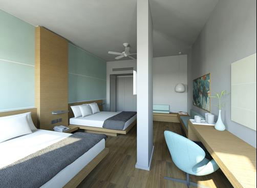 Kriti Hotel - Chania (Crete) - Bedroom