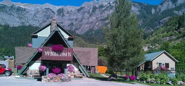 Twin Peaks Lodge & Hot Springs - Ouray - Destination