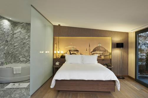 Boutique Saint Sophia - Istanbul - Bedroom