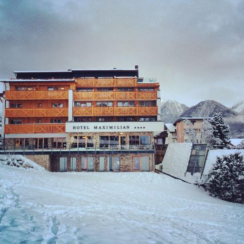 Hotel Maximilian - Serfaus - Outdoors view