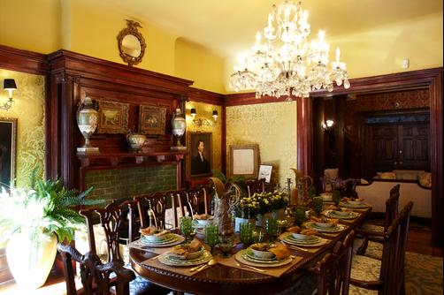 The New York Renaissance Home And Guesthouse - New York - Restaurant