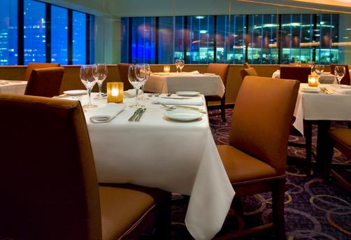 New York Marriott Marquis - New York City - Restaurant