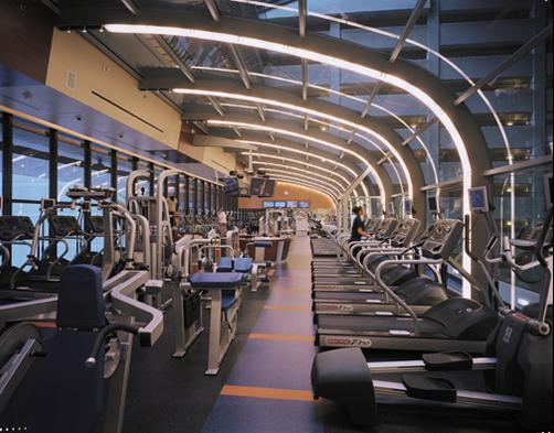 New York Marriott Marquis - New York City - Gym
