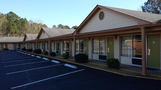 Econo Lodge - Kosciusko - Building