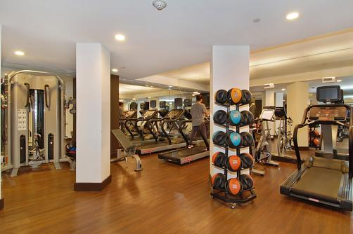 Tideline Ocean Resort and Spa, a Kimpton Hotel - Palm Beach - Gym