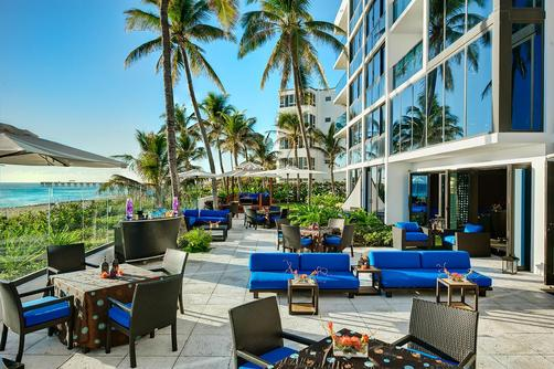 Tideline Ocean Resort and Spa, a Kimpton Hotel - Palm Beach - Restaurant