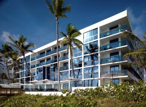 Tideline Ocean Resort and Spa, a Kimpton Hotel - Palm Beach - Building