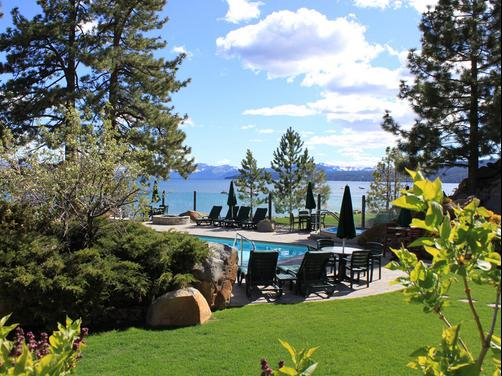 Red Wolf Lakeside Lodge - Tahoe Vista - Outdoors view